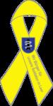 Externer Link: Gelbe Schleife Leer