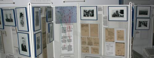 Ausstellung Woche des Gedenkens