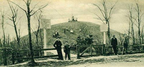Der Plytenberg um 1900