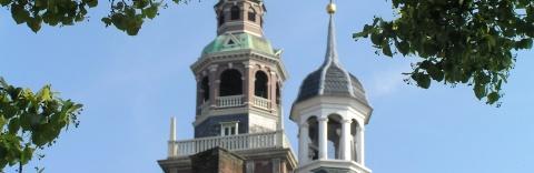 Leer - Grune Stadt voller Leben